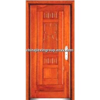 Steel Wood Armored Entrance Door