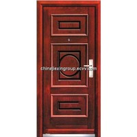 Steel Wood Security Armored Door (a200)