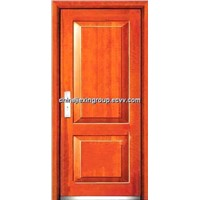 Steel Wooden Security Armored Door (A196)