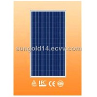 TUV Certified China Polycrystalline Solar Panel SGP-5W-300W