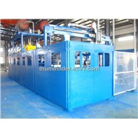 Three Stations Vacuum Thermoforming Machine for Door Liner