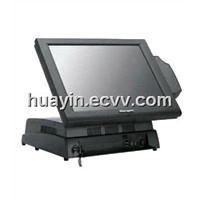 Touch POS Terminal System