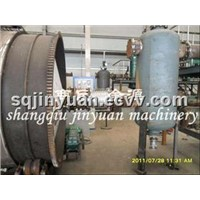 Waste Plastic/Rubber Recycling Machine