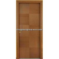 Wooden Interior Room Door