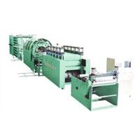 10KW 10 - 32 pcs / min energy-Saving paper yarn cement bag making machine