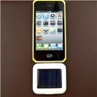 1200 mAh solar charger, applicable for iphone & apple products