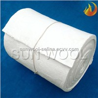 128kg/M3 Ceramic Fiber Blanket for Heat Insualtion
