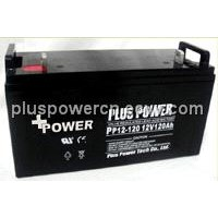 12V120AH UPS batteries