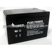 12V12AH SLA batteries