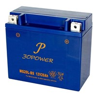 12V20AH SMF Motorcycle Battery