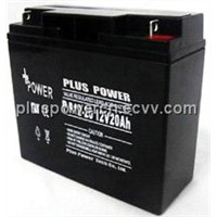 12V20Ah SLA batteries