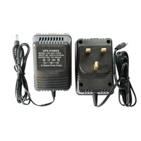 12V 500mA 6W UPS backup power supply, with battery