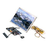 "12.1"" TFT LCD Module with LED Backlight"