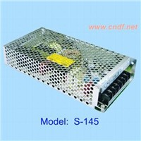 145W,12V/24V/48V,AC-DC Single Output Switching Power Supply,LED