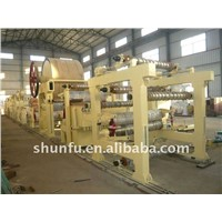 1575 Model Corrugated Paper Making Machine