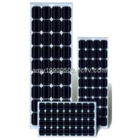 15W-250W Monocrystalline Solar Panel Cell