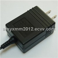 15W Switching Power Supply with 0.5 to 2.5A Output Current, CE/PSE/CCC/UL/CUL/FCC Certified