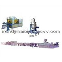 16-40mm PVC plastic pipe making line