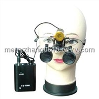 1W LED Surgical headlamp for Dental Surgical Loupes