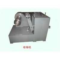 1.5KW 100m/min speed paper rope winding machine, shopping paper bag making machine