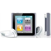 "1.8"" touch screen MP4 player IP6"