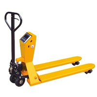 2000 KGS Hand Pallet Truck with Scale