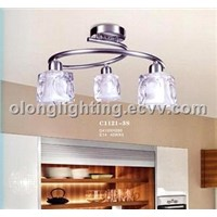 2012 Modern Glass Ceiling Light, Suitable for Home Lighting Decoration