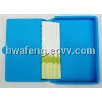 2012  Popular Silicone Card Case, Business Card Case, Name Card Case