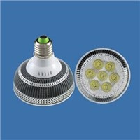 2012 led spot light dimmer indoor 7w with CE&RoHS