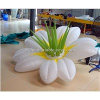 2012 wedding decoration with inflatable flower