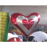 2012 wedding favor for inflatable heart