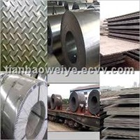 20# Black Carbon Steel Stainless Steel Sheet