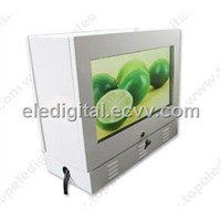 22 Inch High brightness Advertising Screen for Gas/Petrol Station Pump