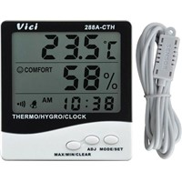 288A-CTH  Indoor/outdoor digital thermo-hygrometer
