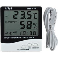 288B-CTH Indoor/outdoor digital thermo-hygrometer