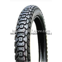 2.50-17 Motorcycle Tire and Tube