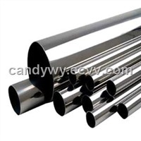 304 Stainless Steel Welded Pipe / Steel Pipe
