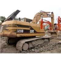 320B Used Caterpillar Excavators