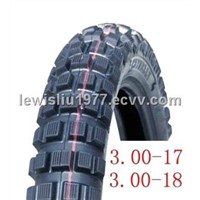 3.00-17 Off Road Motorcycle Tire