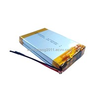 3.7V Lithium ion Polymer (lipo) Battery