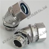 45 Degree Liquid-tight Conduit  Metallic Connectors