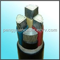4 core power Cable
