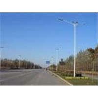 50W LED solar street light system