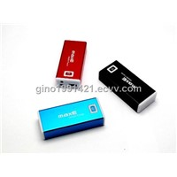 4800mAh USB External Battery Power Bank for Apple series,mobile phone/PC Universal Battery Charger
