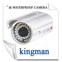 540TVL Bullet Surveillance Camera Waterproof 36 IR Led Secure Camera
