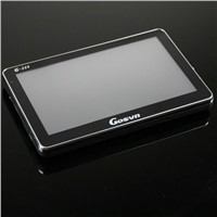 5 inch GPS navigator Receiver FM AV-IN Map 128M+ 2GB card