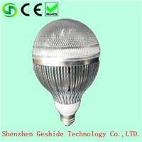 60mm e27 9W LED Bulb with 85~265VAC 12v led bulb