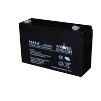 6V10ah lead acid batteries