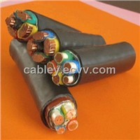 70mm2 XLPE cable with rated voltage up to 1KV