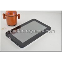 7 inch cheap make call tablet pc laptop resistance YD-071